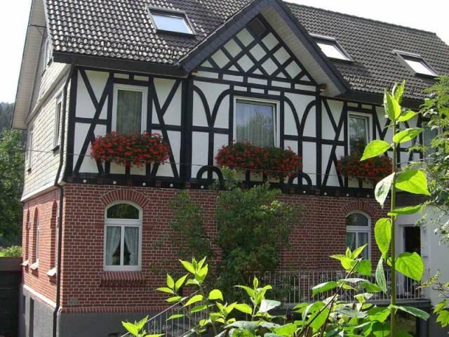 Gemütliche 80qm FeWo im Sauerland - Schmallenberg-Fleckenberg - Apartment