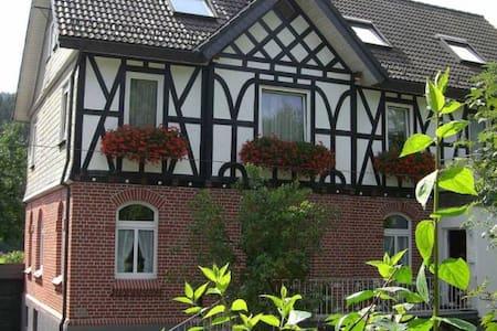 Gemütliche 80qm FeWo im Sauerland - Schmallenberg-Fleckenberg - Byt