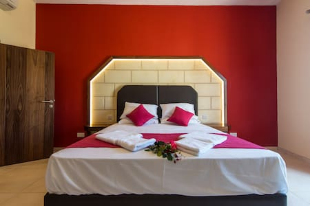 Standard room with views at Il-Logga Hotel - Xagħra - Penzion (B&B)