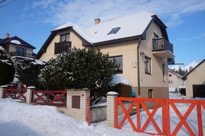 Ubytovanie Lucivna, Vysoke Tatry, 2 az 7 osob