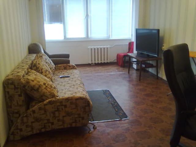 Уютная комната для ВАС  - Kijów - Apartament