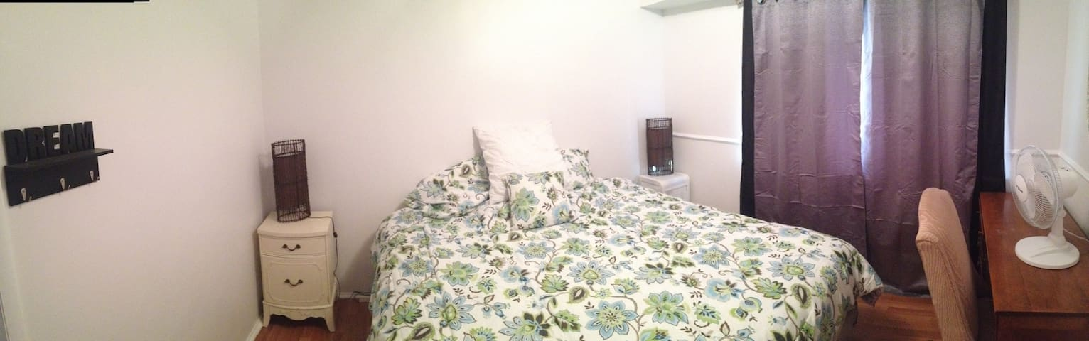 Private apartment w king bed +futon - Arroyo Grande - Apartamento