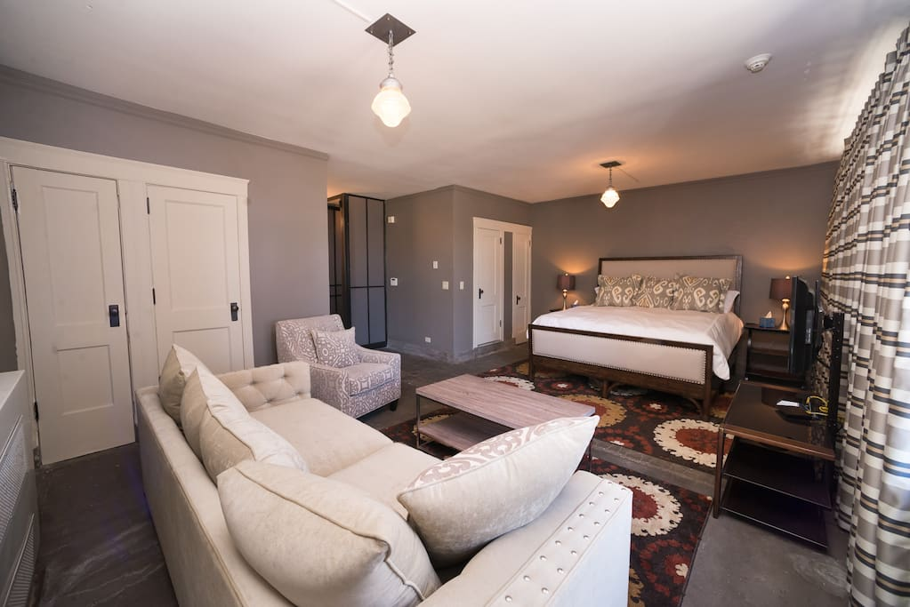 One of two Master Suites!