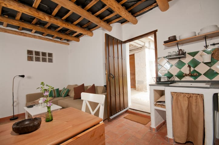 "RURAL APARTMENT  ""La Cuadra"".  - Pórtugos - อพาร์ทเมนท์"