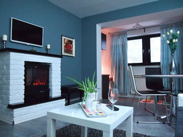 Equiped Comfortable Clean & More - Zagreb - Flat