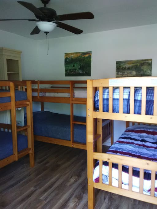 this  are some of our bunk beds