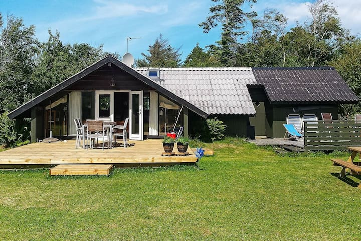 Cozy Holiday Home in Fjerritslev with Sauna
