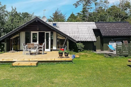 Enticing Holiday Home in Fjerritslev with Terrace