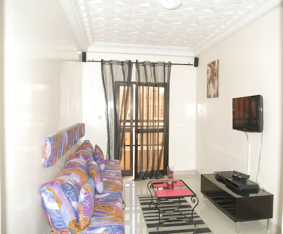 Beautiful flat in heart of Dakar.