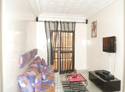 Beautiful flat in heart of Dakar. - Dakar