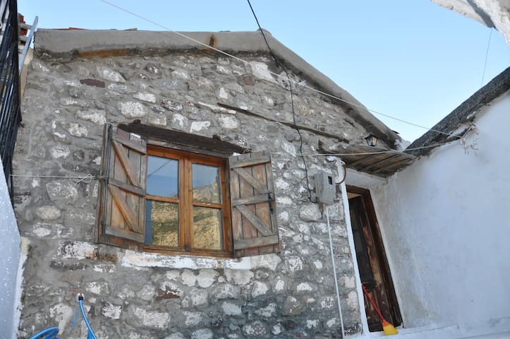 Traditional studio in Samothraki - Samothraki - Huis
