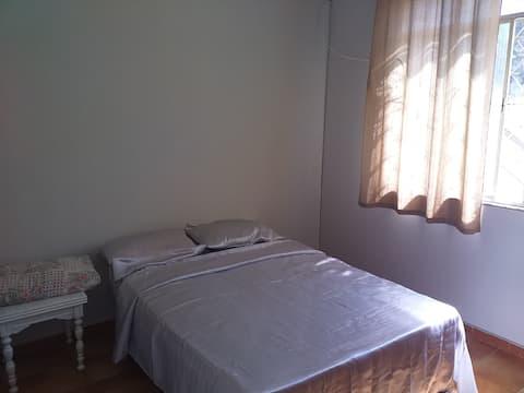 Apartamento inteiro com sala reversivel