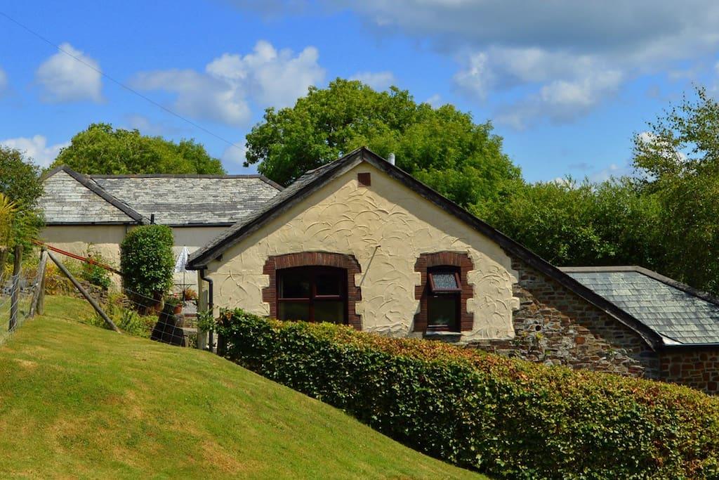 Shipload Cottage - Hartland, Devon
