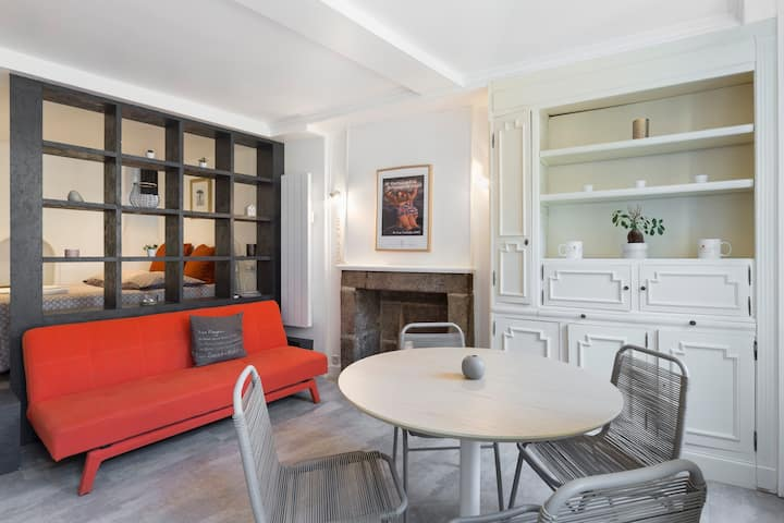 Bienvenue chez nous ! Welcome to our place !