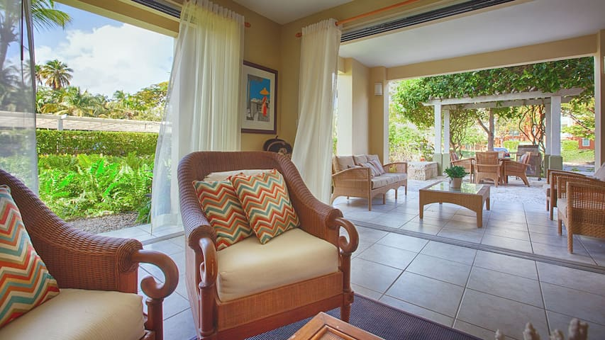 Caribbean Luxury Villa- Big terrace - Palmas del Mar