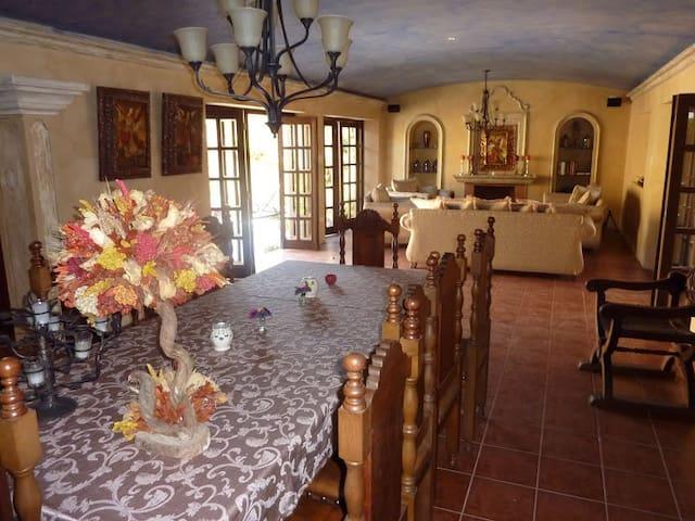 Luxury villa just blocks from park - Antigua Guatemala - Bed & Breakfast