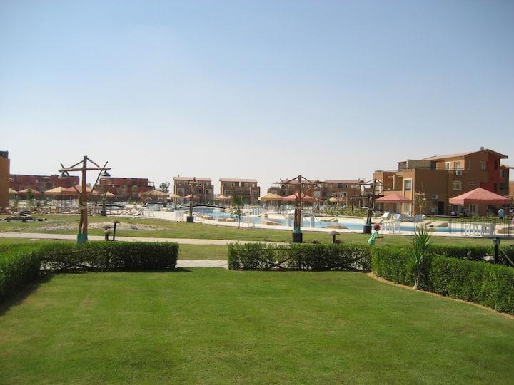 ALEX Ground Chalet (3 BR) Marina Wadi Degla