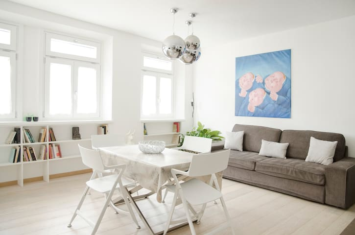 Green Apartment - Bolzano - Byt