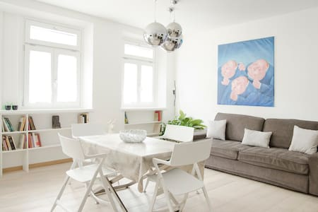 Green Apartment - Bolzano - Huoneisto