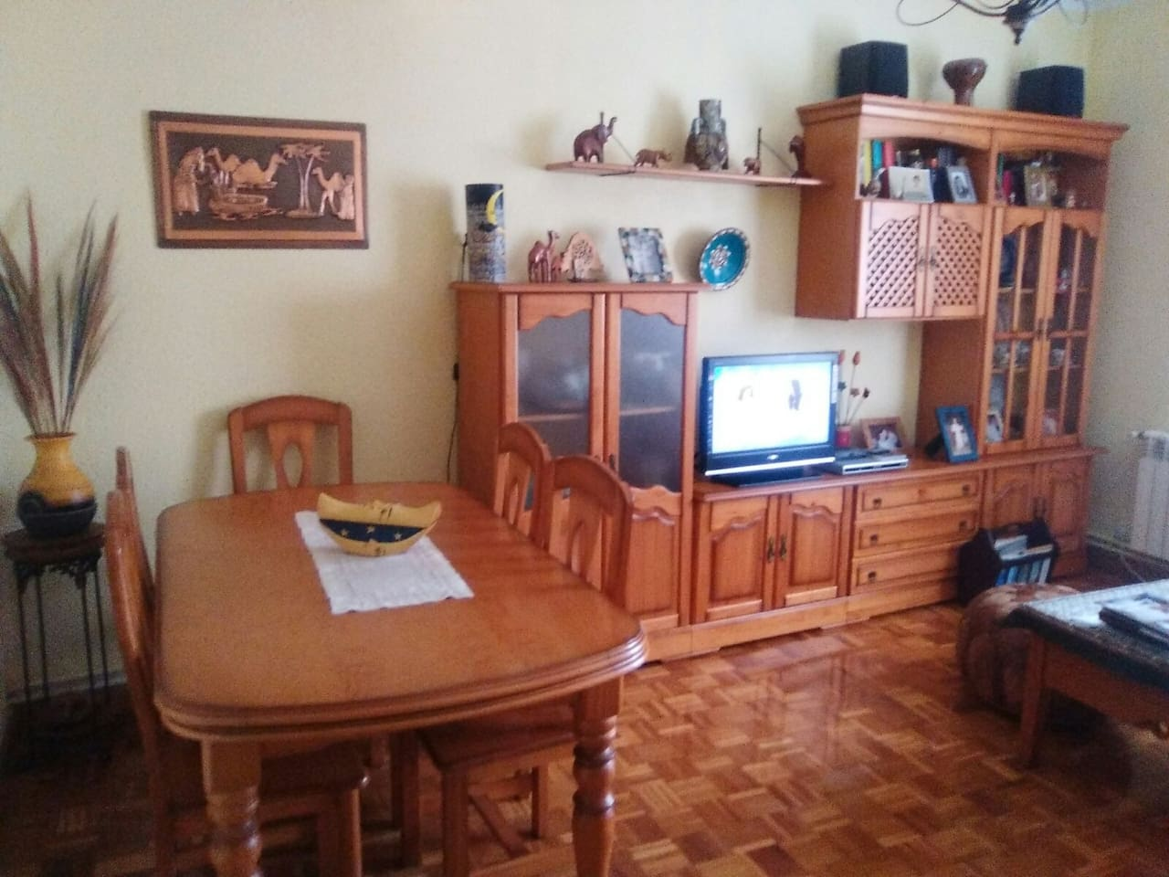 Single Bedroom Close To Downtown Apartments For Rent In Pamplona  # Muebles Kima Santander