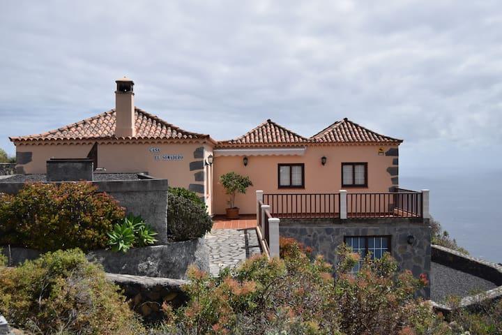 Casa El Somadero Alto - Los Canarios - Apartment