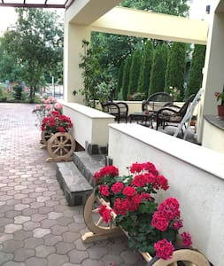 Studio villa - Cristian