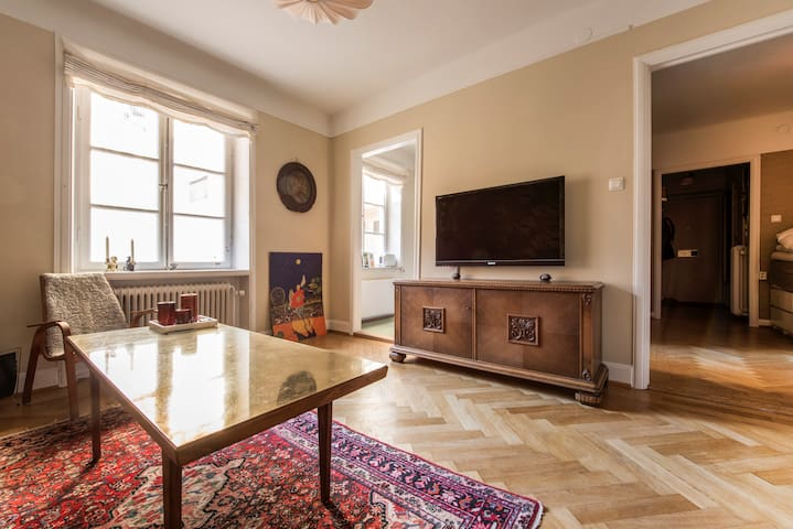 Lovely studio apartment in Sofo, Södermalm! - Estocolmo - Apartamento