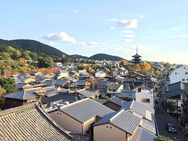 Best view - Kyoto Higashiyama-ku - Apartamento