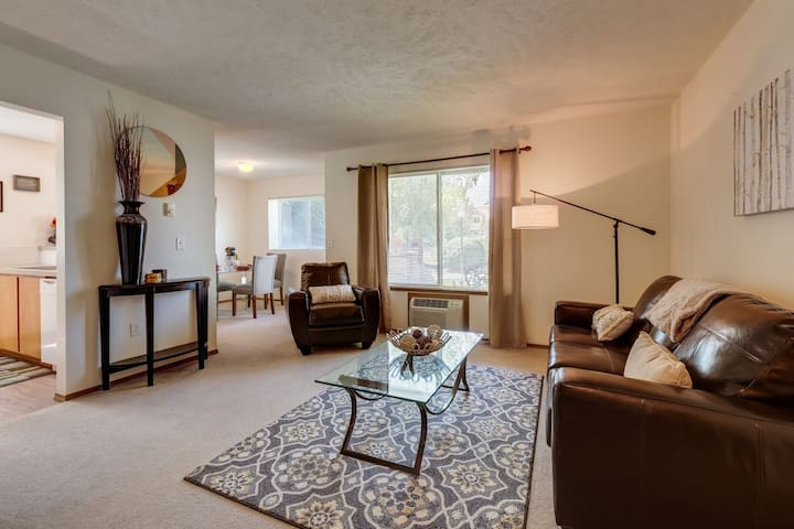 Stay as long as you want | 2BR in Spokane