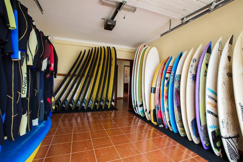 boards room