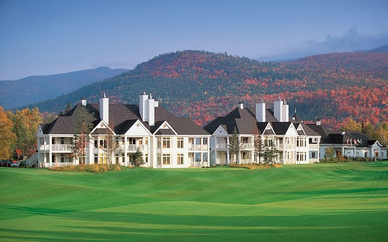 Embarc Mont-Tremblant: 1-BR, Sleep 4, Full Kitchen