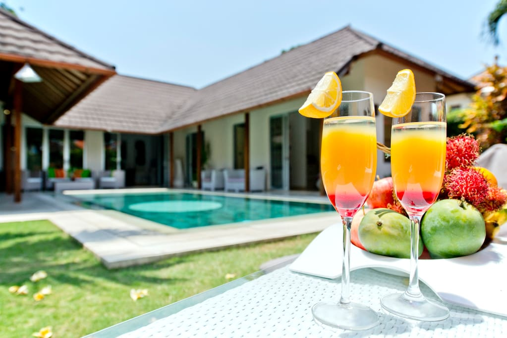 Welcome to La Villa 4J - Best place for your Holiday in Bali