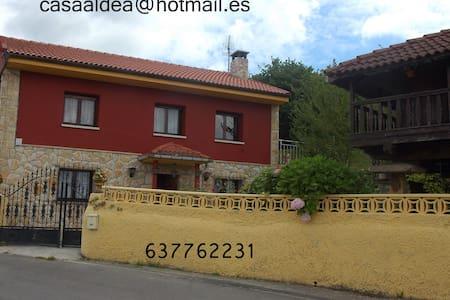 Casa rustica - Pañeda Nueva