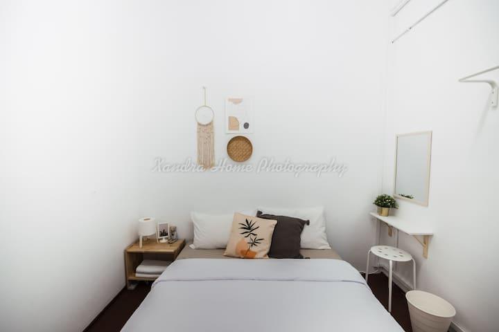 Cozy | Modern | Simple Private Room04 @ Georgetown