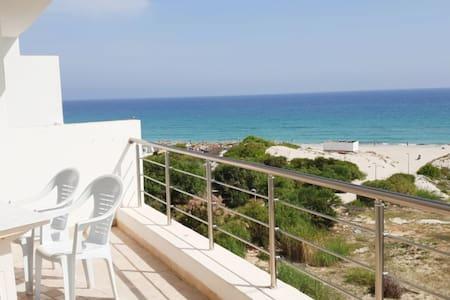 Appartement en bord de mer