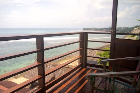 Ocean Front Suite with Private Balcony 1 - Kuta Selatan