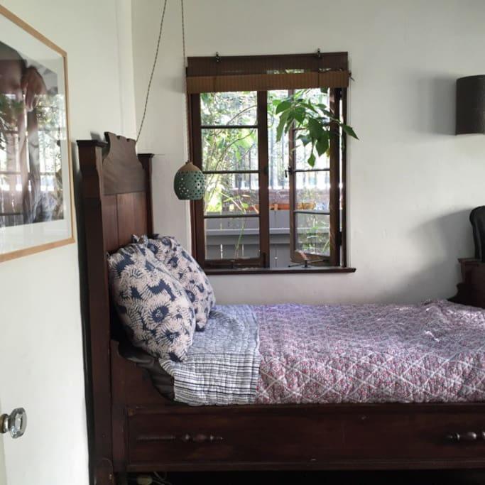 Single bedroom for kid