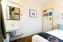 Private Room (Full Size Bed) @ Social Hostel #2
