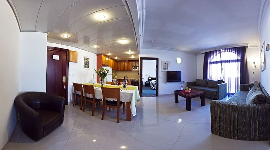 The Suite in the Heart of Jerusalem - Gerusalemme - Appartamento