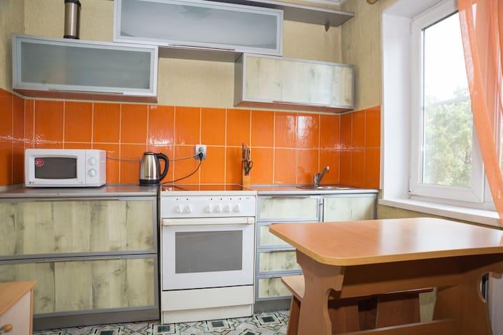 Квартира на ул. Ербанова, 20а