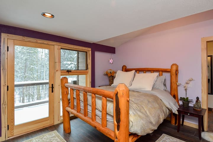 Private yet Hostel-ish!: Memory Foam Beds, 420ok - Breckenridge - Casa