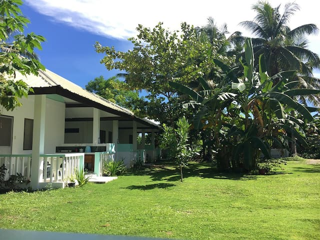 Siargao Strawberry's Homestay Cottage 1.
