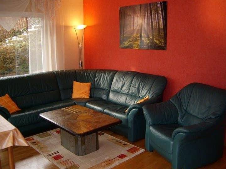 Ferienwohnung Bodinus, (Badenweiler), Ferienwohnung 77qm, 1 Schlafzimmer, max. 4 Personen