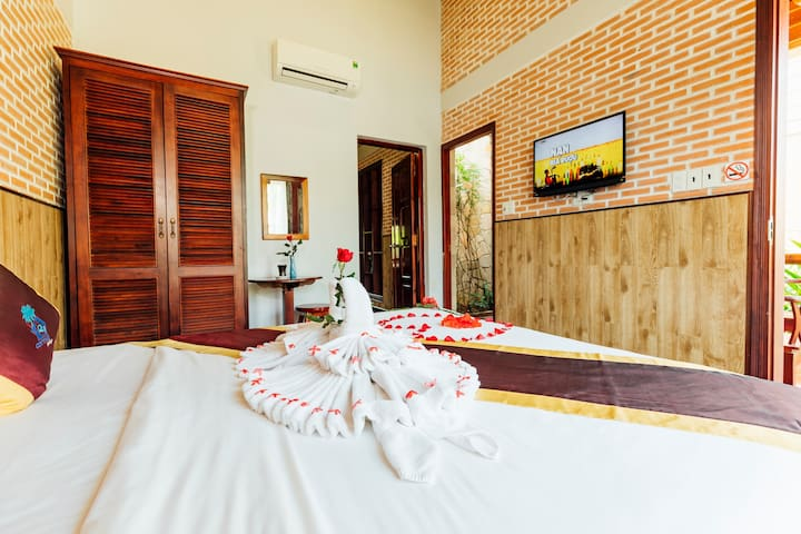 Family Two-Bedroom Ong Lang Beach Phu Quoc island