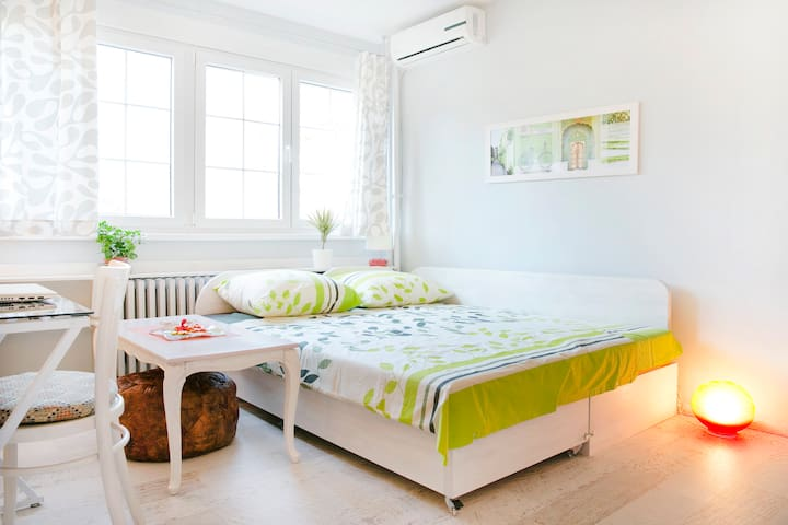 Fresh&Exciting Near the Danube    - Belgrade - Apartmen