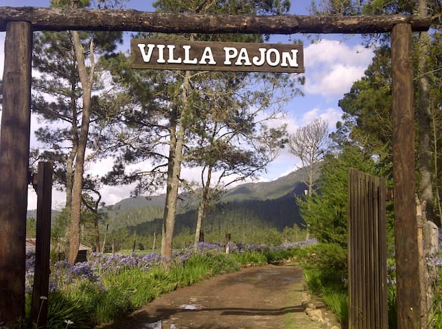 Villa Pajon Eco Lodge