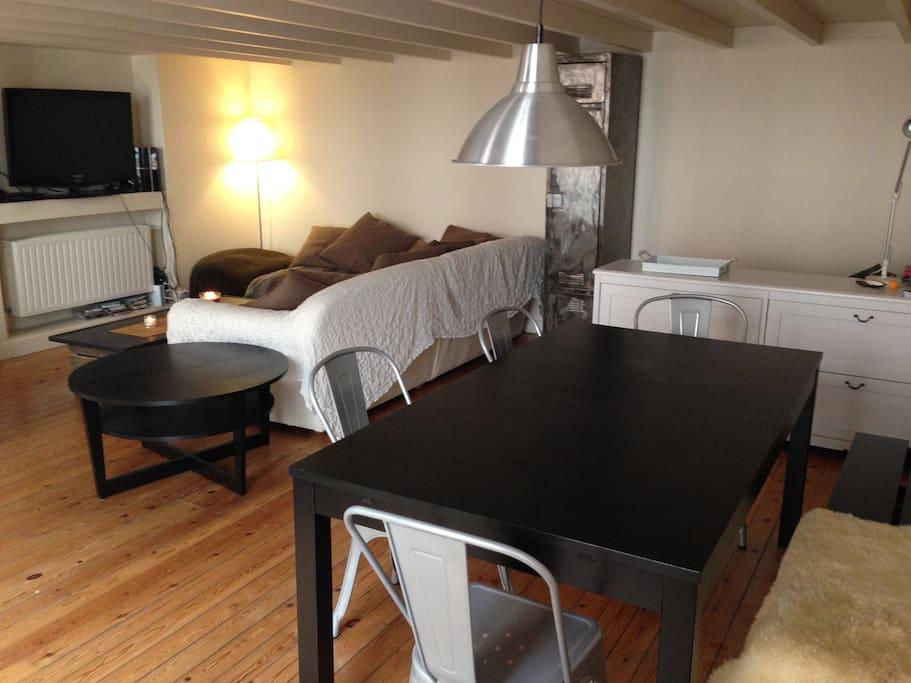 Appartement loft bellecour appartements louer lyon for Achat appartement loft lyon