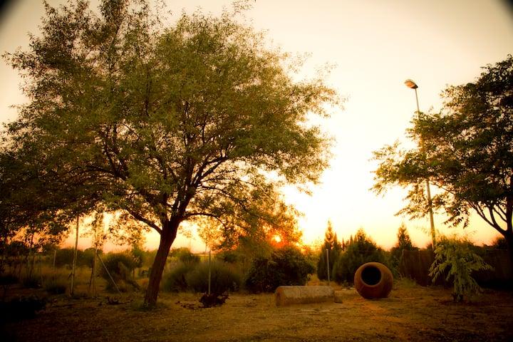 Casa de campo Las Candelas