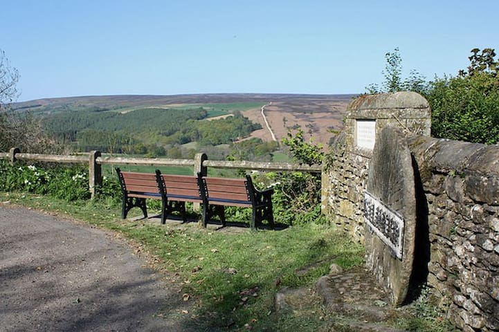 The Manor Farm Bed and Breakfast North Yorks Moors - Kirkbymoorside