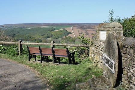 The Manor Farm Bed and Breakfast North Yorks Moors - Kirkbymoorside - Inap sarapan